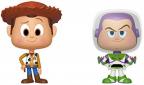 Figura - Vinyl, Toy Story, Woody and Buzz