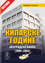 Kiparske godine beogradske banke (1989-2002)