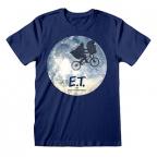 Majica - E.T, Moon Silhouette, XL