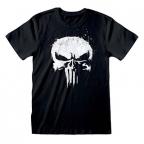 Majica - Marvel, Punisher, TV Logo, M