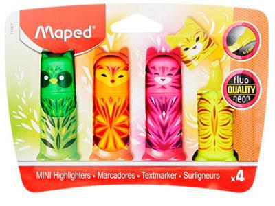 Markeri - Maped, Životinje, Mini