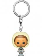 Privezak za ključeve - POP Rick & Morty, Space Suit Morty