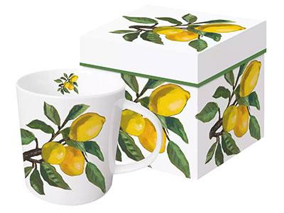 Šolja - Trend, Lemon Musée, White