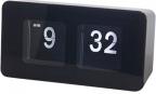 Stoni sat - Flip Clock, Black