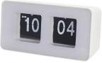 Stoni sat - Flip Clock, White