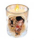 Sveća - Klimt, The Kiss, Vanilla