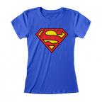 Ženska majica - DC, Superman Logo, S