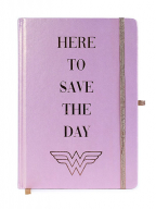 Agenda - DC, WW, Here to Save the Day, Premium, A5