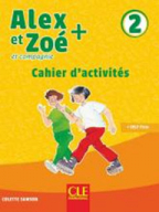 Alex et Zoe 2 - francuski jezik, radna sveska za 3. razred osnovne škole