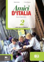 Amici d'Italia 2 - udžbenik za 7. i 8. razred osnovne škole