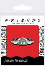 Bedž - Friends, Central Perk