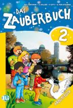 Das Zauberbuch 2 - nemački jezik, radna sveska za 4. razred osnovne škole