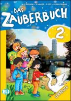 Das Zauberbuch 2 - nemački jezik, udžbenik za 4. razred osnovne škole