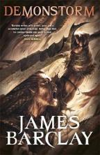 Demonstorm (The Legends of the Raven, 3)