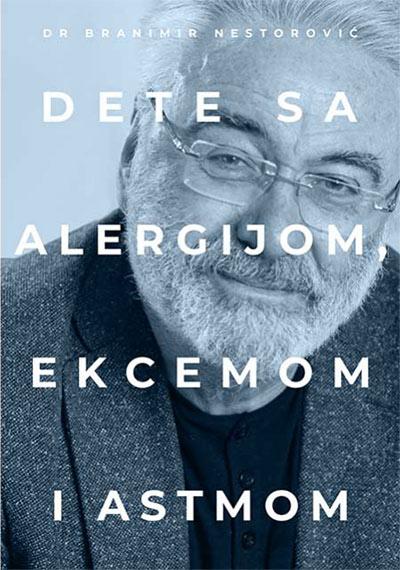 Dete sa alergijom, ekcemom i astmom