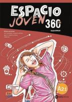 Espacio Joven 360 A2.1 - španski jezik, udžbenik za 6. razred osnovne škole