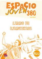Espacio Joven 360 A2.2 - španski jezik, radna sveska za 7. razred osnovne škole