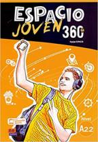 Espacio Joven 360 A2.2 - španski jezik, udžbenik za 7. razred osnovne škole