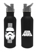 Flaša za poneti - SW, Stormtrooper, Metal
