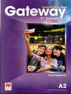 Gateway 2nd Edition A2 Students Book - engleski jezik, udžbenik za 1. godinu srednje škole