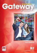 Gateway 2nd edition B2 Student's Book Pack - engleski jezik, udžbenik za 4. godinu srednje škole