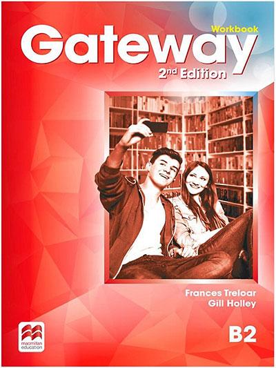 Gateway B2 Workbook (Gateway 2nd Edition) - engleski jezik, radna sveska za 4. godinu srednje škole