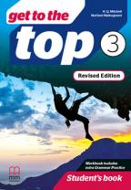 GET TO THE TOP 3 - engleski jezik, udžbenik za 7. razred osnovne škole