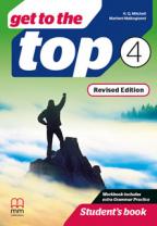 GET TO THE TOP 4 - engleski jezik, udžbenik za 8. razred osnovne škole