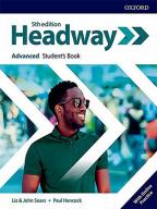 Headway 5th edition: Advanced: Student's Book with Online Practice - engleski jezik, udžbenik za 4. godinu srednje škole