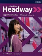 HEADWAY 5th edition Upper- Intermediate Workbook without key - engleski jezik, radna sveska za 3. godinu srednje škole