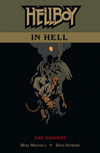 Hellboy in Hell, Vol.1: The Descent