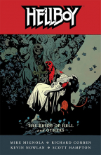 Hellboy: The Bride of Hell and Others (Vol. 11)