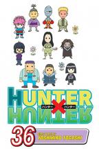 Hunter X Hunter, Vol. 36: Balance