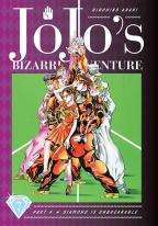 JoJo's Bizarre Adventure: Part 4, Diamond Is Unbreakable 7: Volume 7