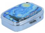 Kutija za lekove - Van Gogh, Starry night, Rectangular