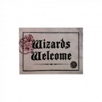 Magnet - HP, Wizards Welcome
