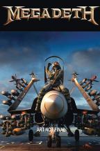 Megadeth Death by Design Hardcover with Vinyl (Megadeth Omnibus)