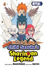 Naruto: Chibi Sasuke's Sharingan Legend, Vol. 1: Uchiha Sasuke!!