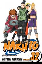 Naruto GN Vol. 32: The Search for Sasuke