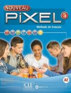 Nouveau Pixel 3 - francuski jezik, radna sveska za 6. ili 7. razred osnovne škole