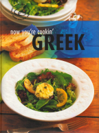 Now You're Cookin' Greek