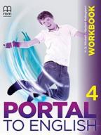 Portal to English 4 - engleski jezik, radna sveska za 8. razred osnovne škole