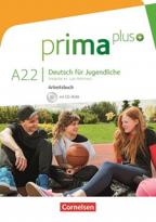 Prima Plus A2.2 - nemački jezik, radna sveska za 7. ili 8. razred osnovne škole