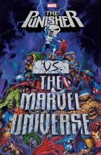 Punisher vs. the Marvel Universe