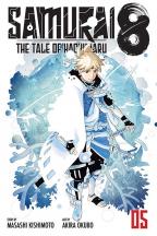 Samurai 8: The Tale of Hachimaru, Vol. 5