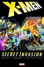 X-men: Secret Invasion