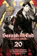 Seraph of the End Volume 20: Vampire Reign