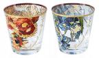 Set čaša za viski - Van Gogh, Sunflowers & Irises