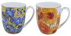 Set šolja - Van Gogh, Sunflowers & Irises