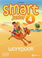 Smart Junior 4 - engleski jezik, radna sveska za 4. razred osnovne škole